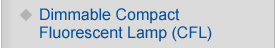 Dimmable Compact Fluorescent Lamp